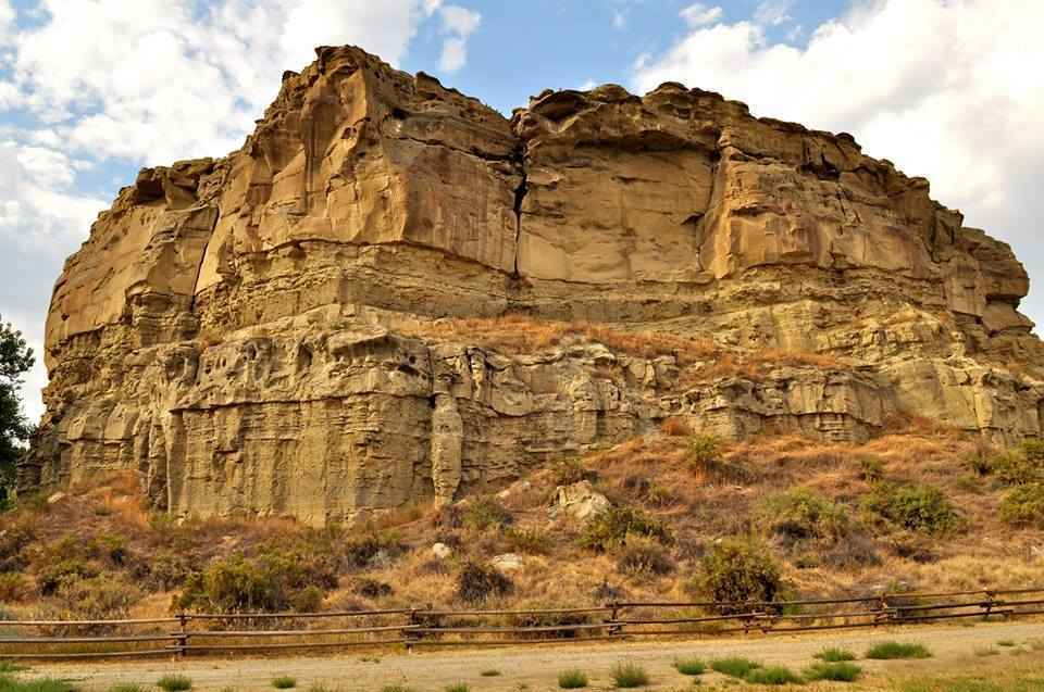 Donate now to help keep the rich history of Pompeys Pillar National Monument alive!  image