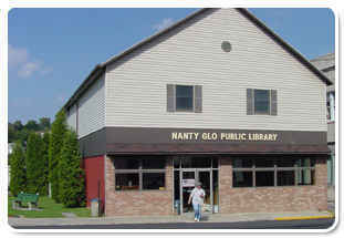 Donate to Nanty Glo Public Library image