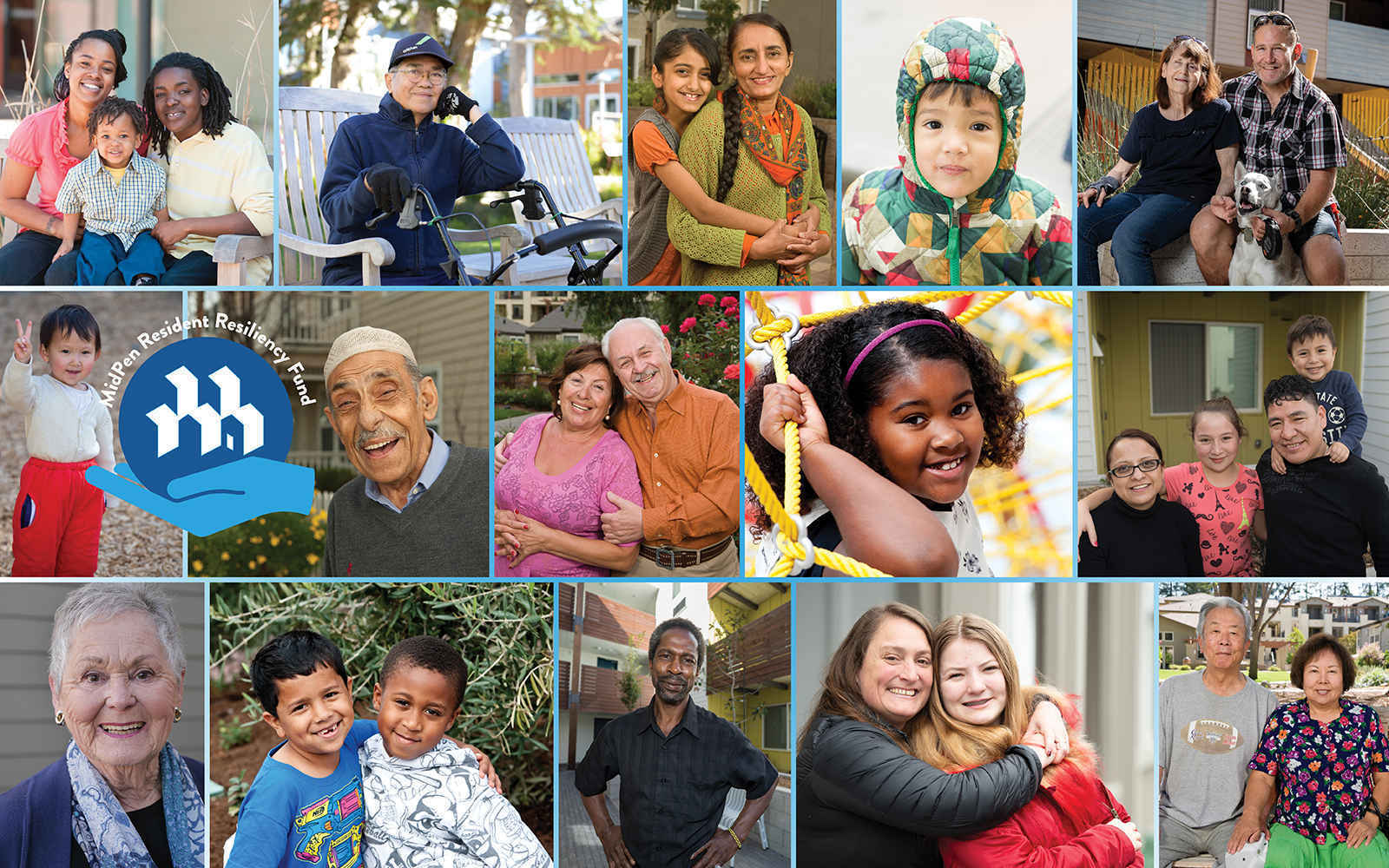 MidPen Resident Resiliency Fund: Donate Today! image