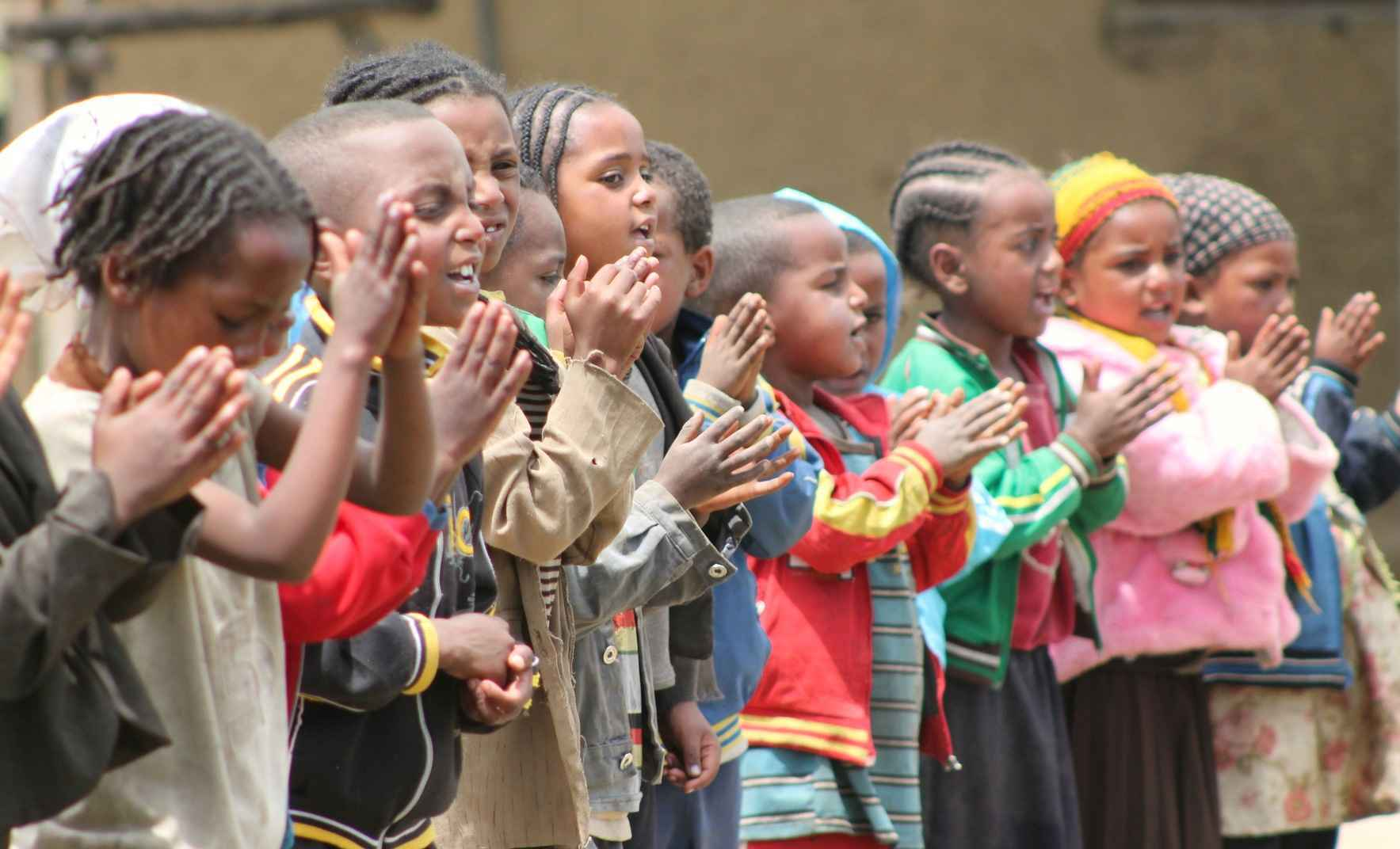 You can help reach Ethiopia with the Gospel! image