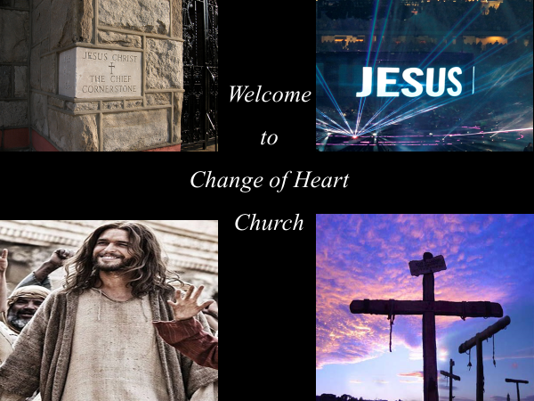 Change of Heart church support image