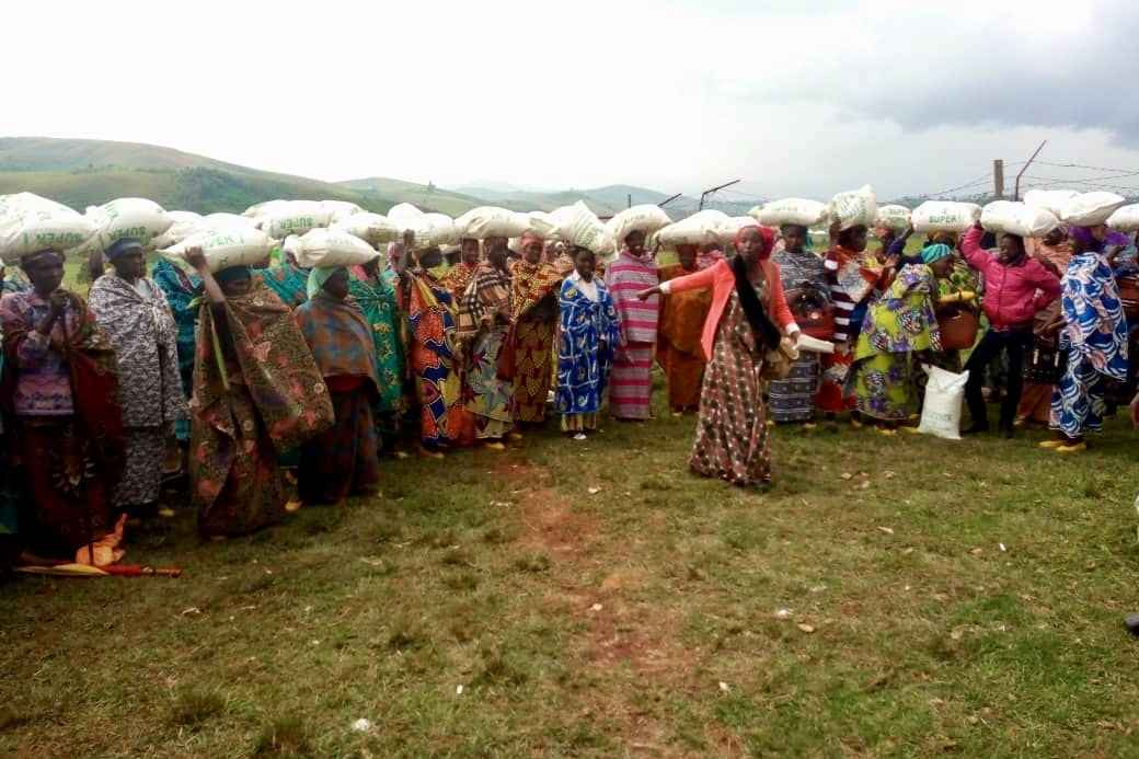Covid related hunger - urgent need in eastern Congo image
