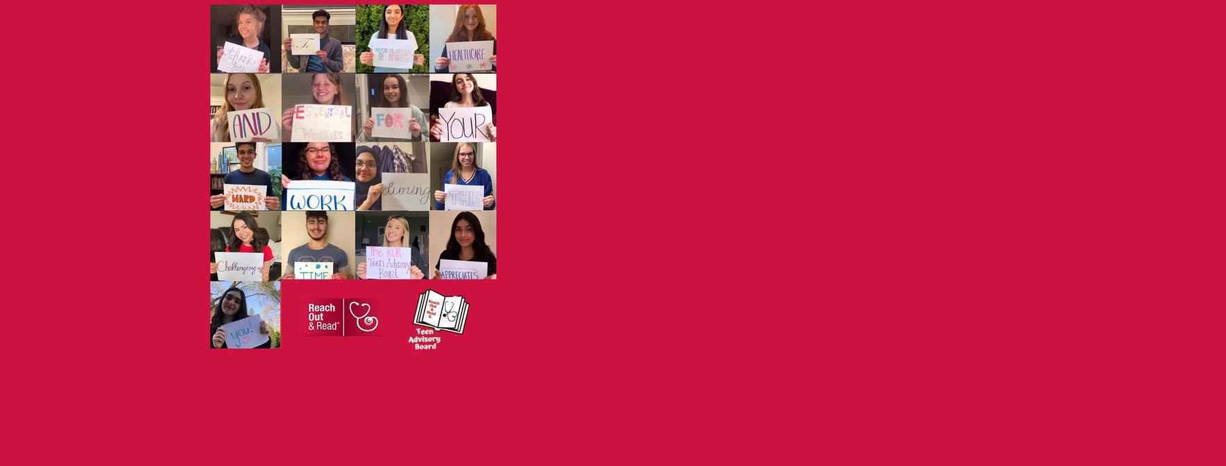 Teen Advisory Board Read-a-Thon Fundraiser image