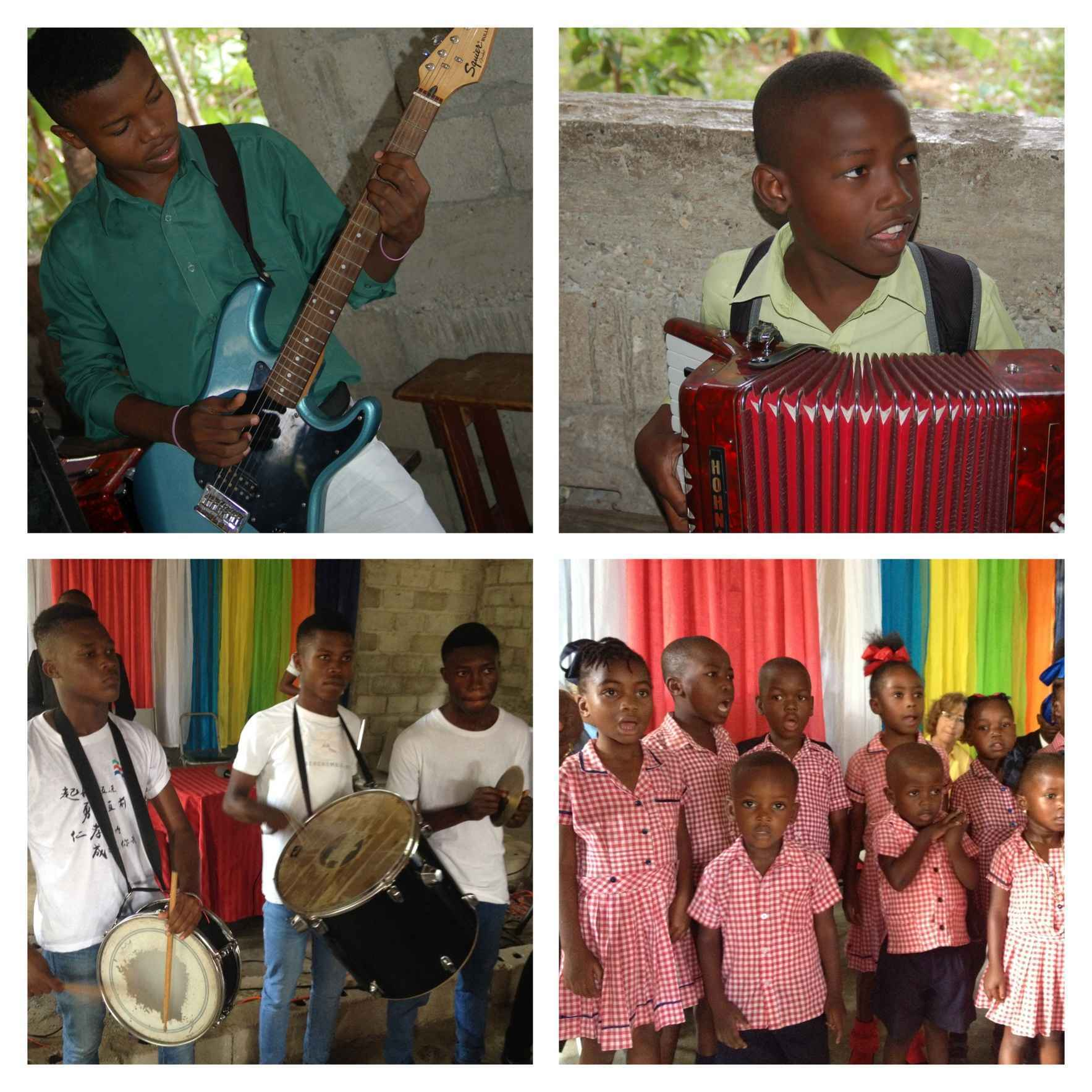 Please support our music & arts programs image