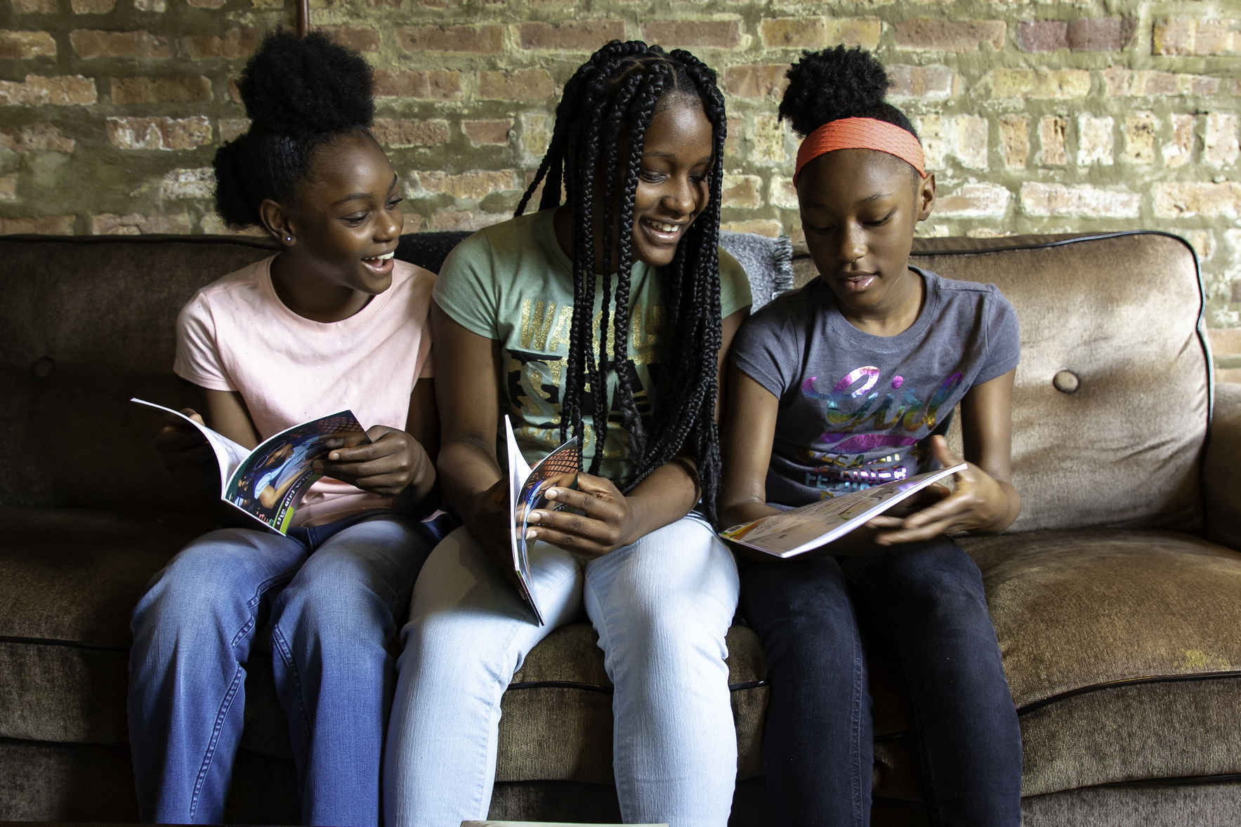 Help CPS students build culturally relevant home libraries  image
