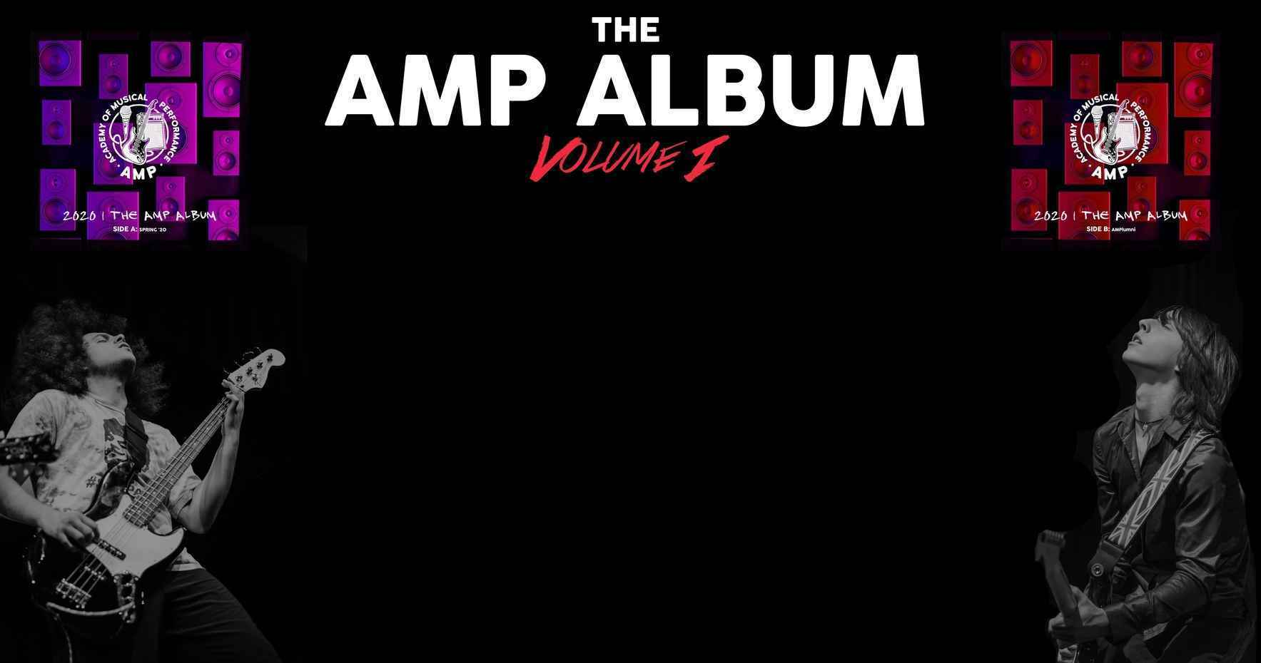 Support a young musician and get the first-ever AMP Album! image
