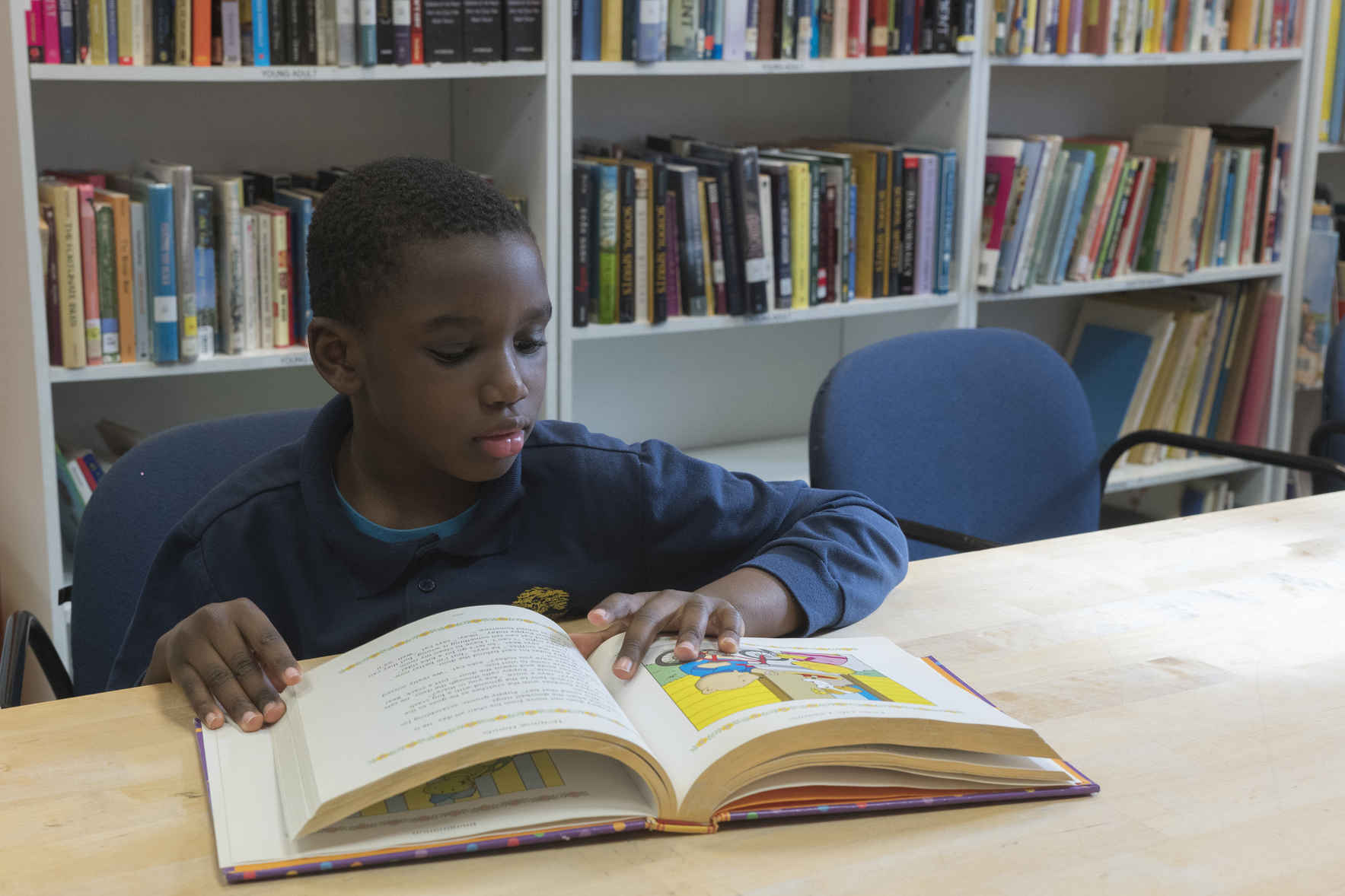 Just Books - NHR Equity and Inclusion Book Project image