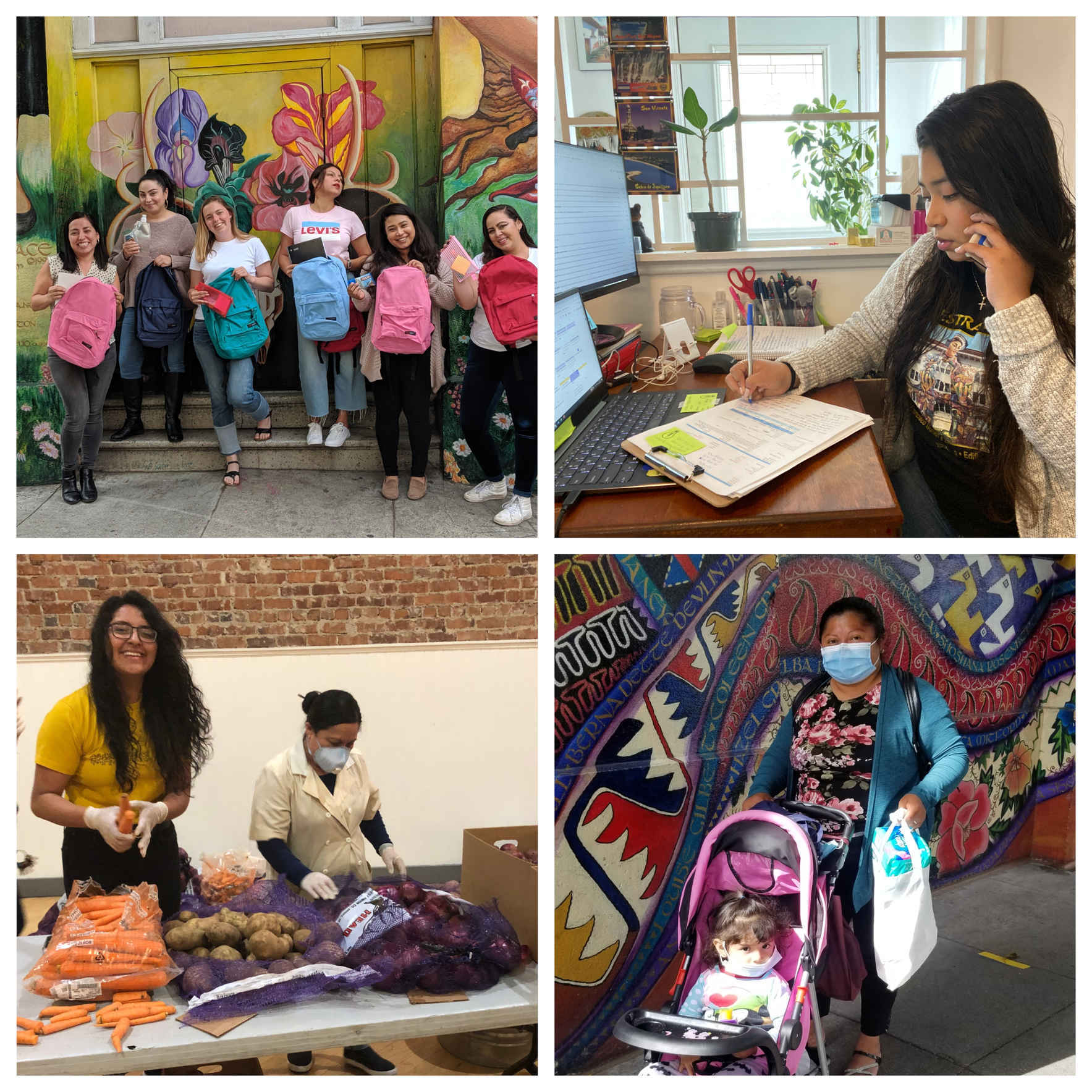 Covid-19 Relief Funds for Undocumented Families and Individuals in the Bay Area  image