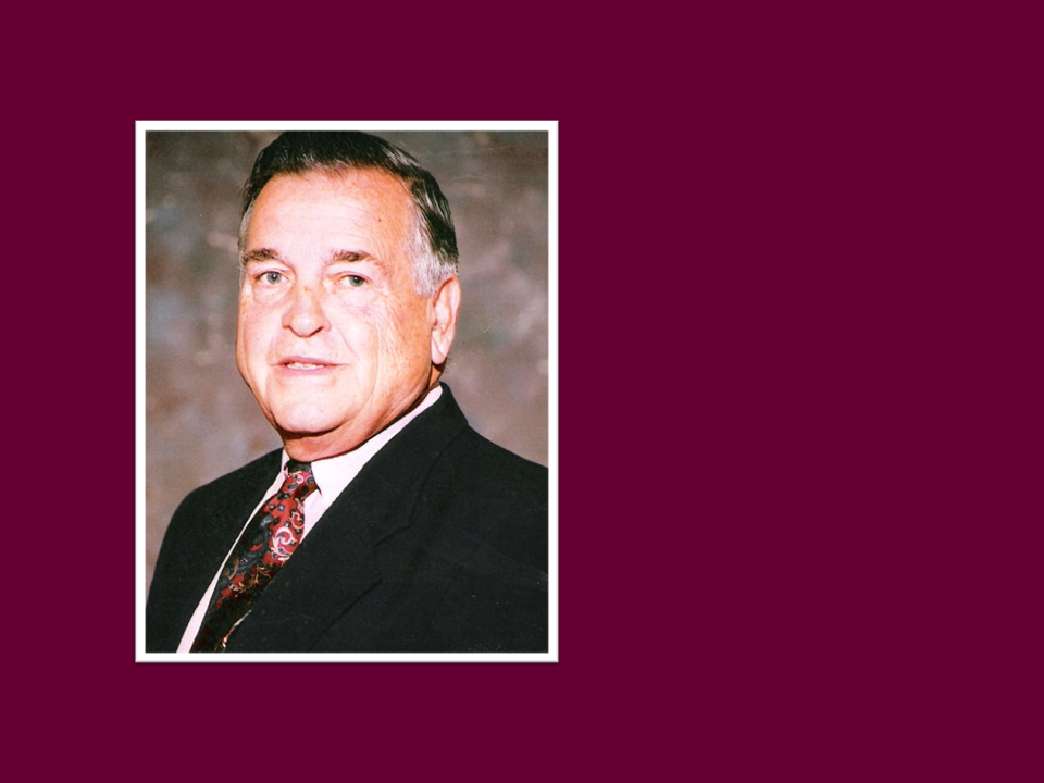 Give to the newest scholarship fund established in memory of the Weston L. Dangler, Beta Phi (Rutgers 1943), past National Secretary and AXPEF Chairman image