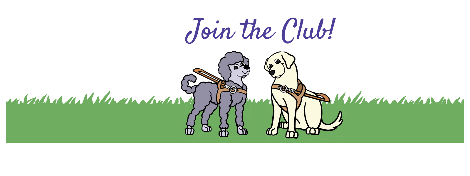 Join our Powerful Paws Club image
