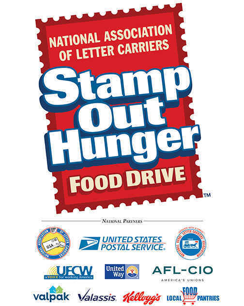 Help the National Association of Letter Carriers Keep the Community Fed image