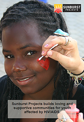 Help an HIV-impacted child TODAY! image