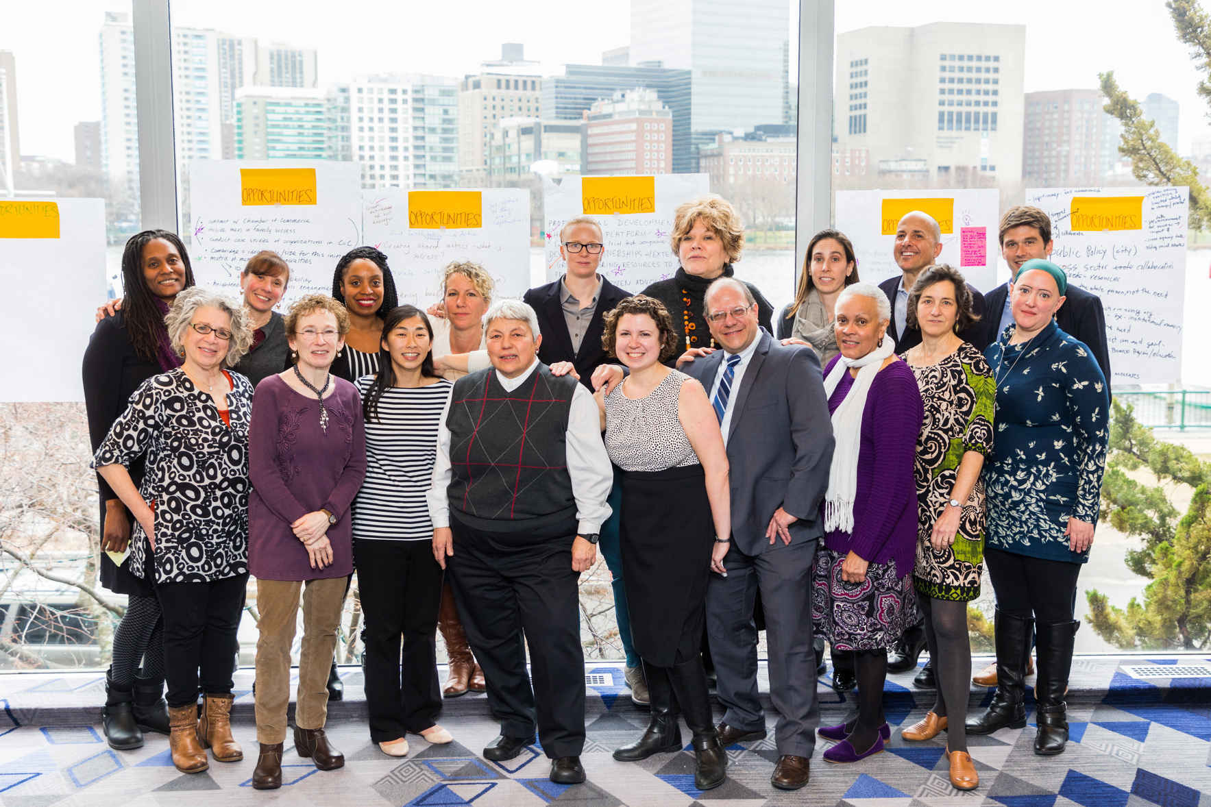 Help us advance equity and justice in the community by strengthening the Cambridge nonprofit sector. image