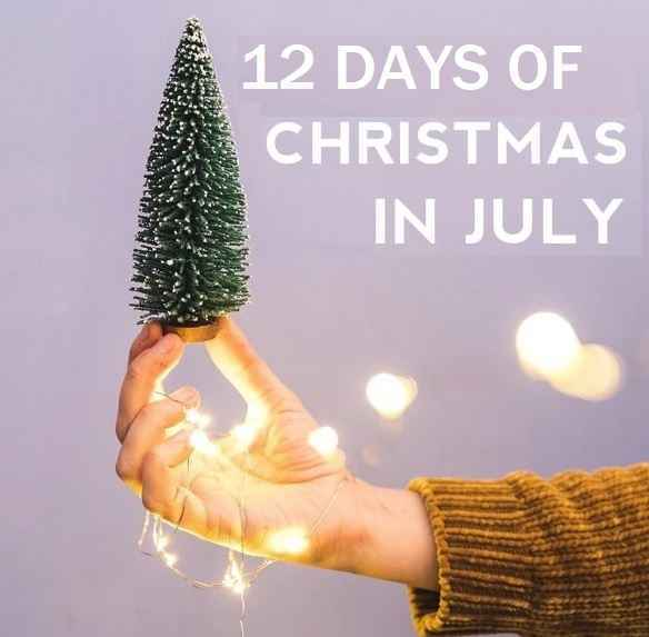 12 Days of Christmas in July image
