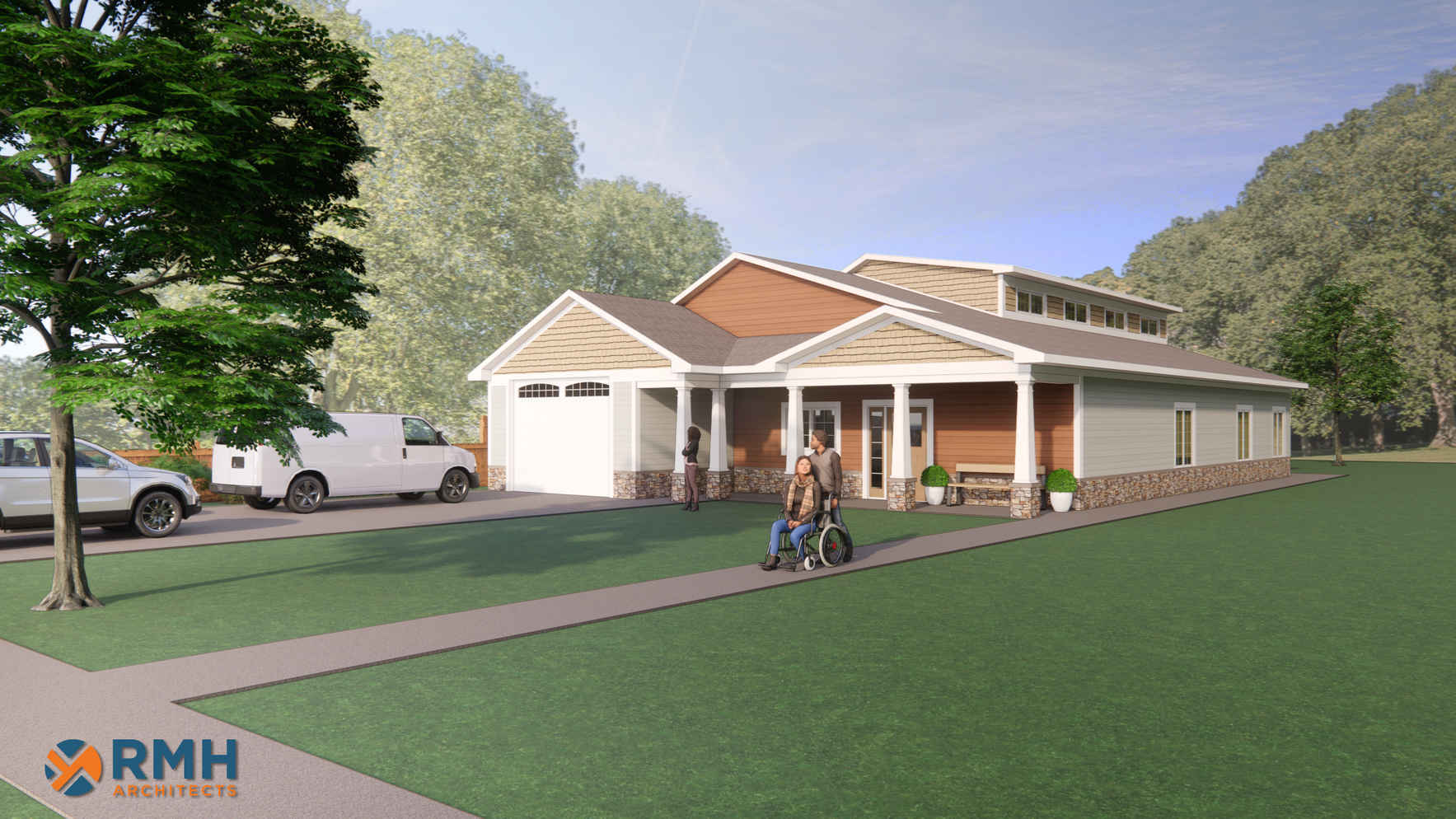 Help build a new house for individuals with disabilities! image