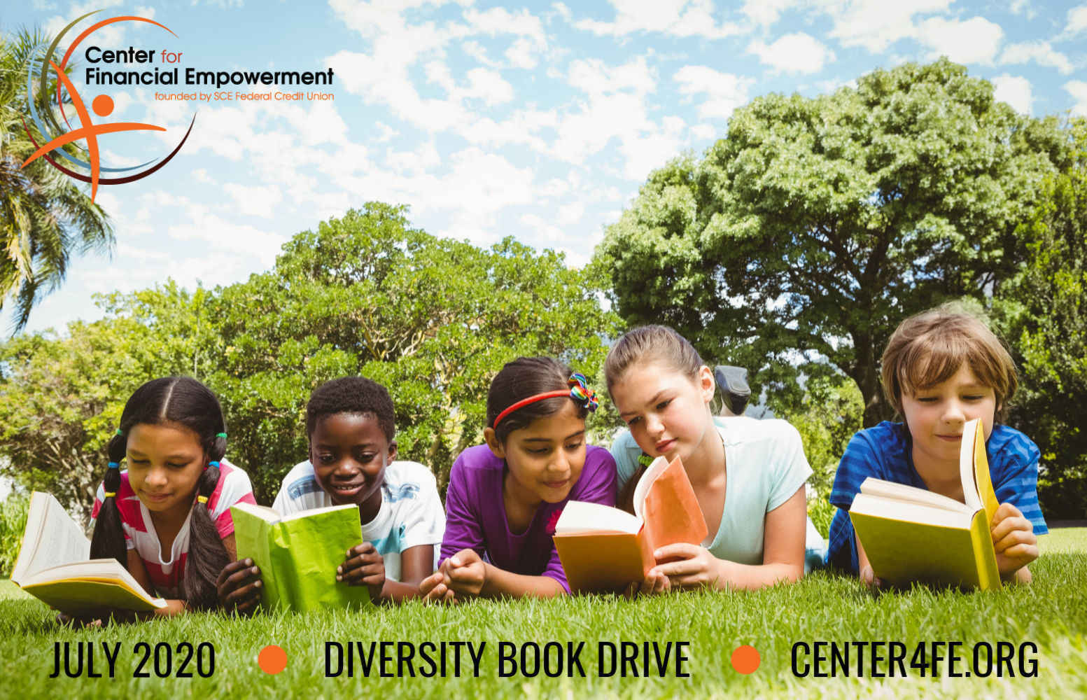 Give Books. Empower Readers. Promote Unity. image