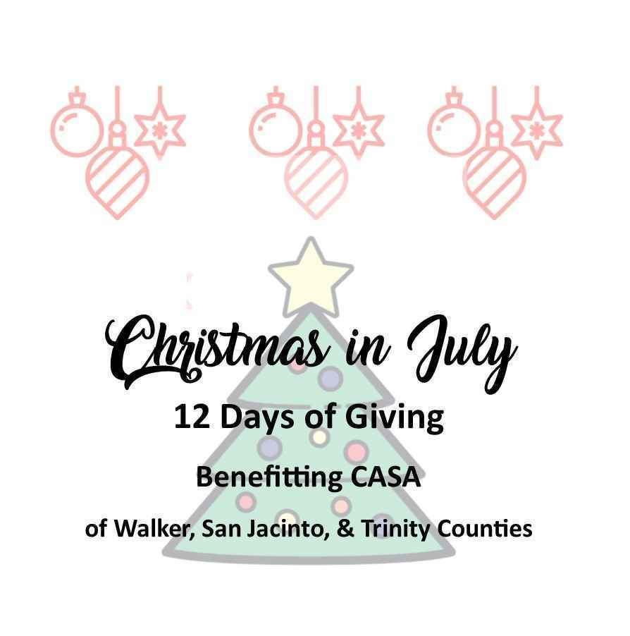 Support CASA's 12 Days of Giving image