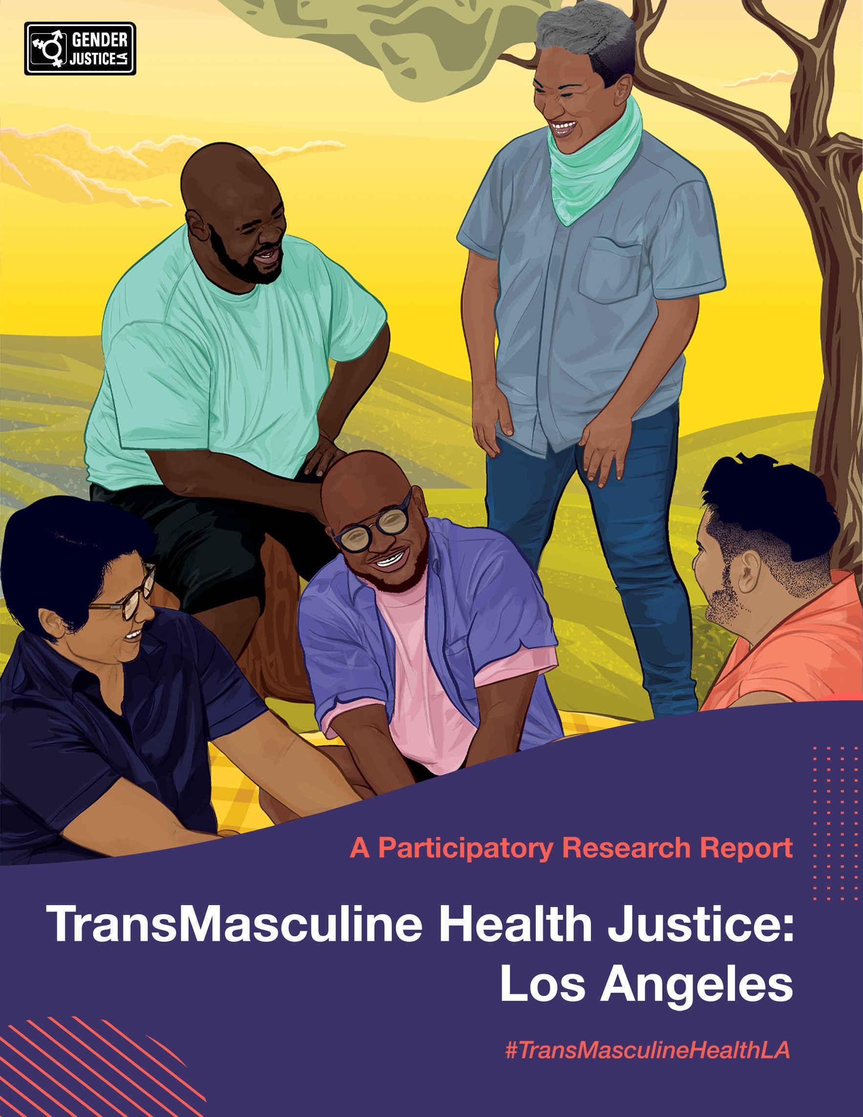 Support Transmasculine Health Justice: LA! image
