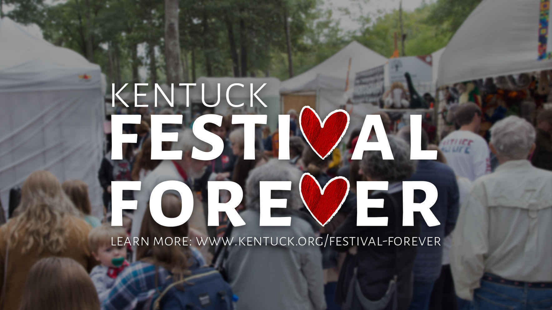 Make sure the Kentuck Festival is here for years to come.  image