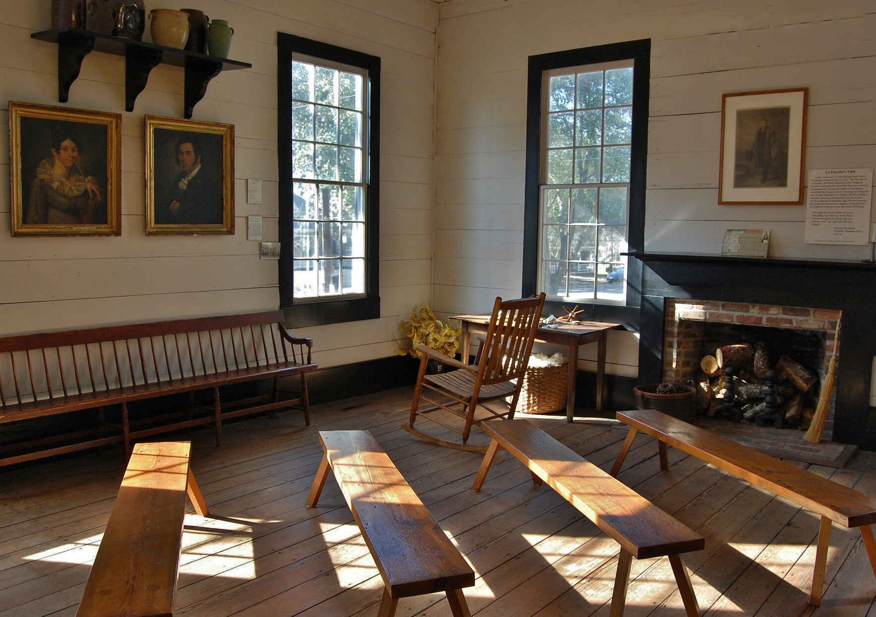 Become a Preservation Partner with the Landmarks Foundation of Montgomery and help us further the Preservation of Montgomery's historic buildings. image