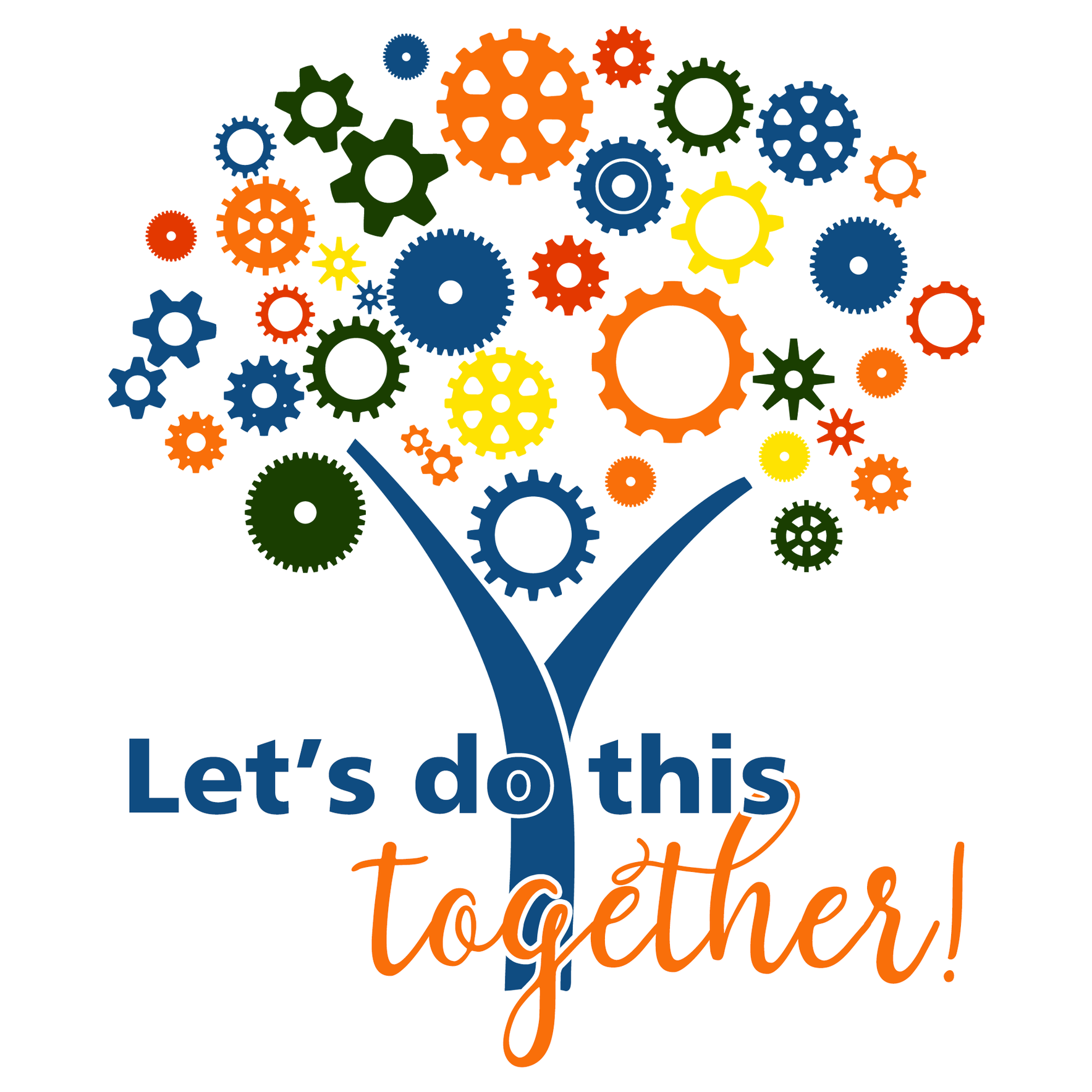 Let's do this TOGETHER! image