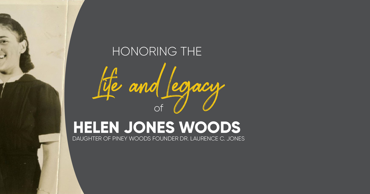 Commemorating the Life and Legacy of Helen Jones Woods