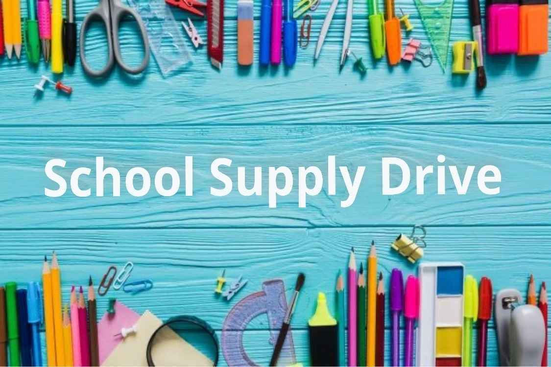 Help us purchase school supplies for the children we serve!!! image