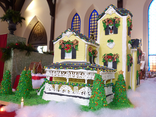 Gingerbread Extravaganza -- More than a beloved holiday tradition! image