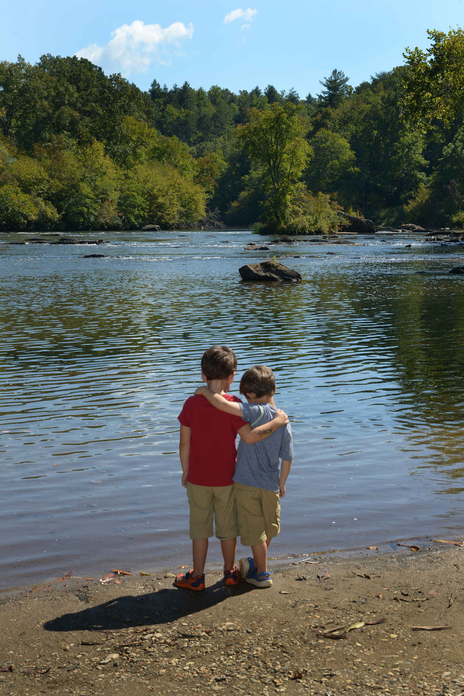 Land. Water. Culture. Help save the places you love in the Southern Blue Ridge. image