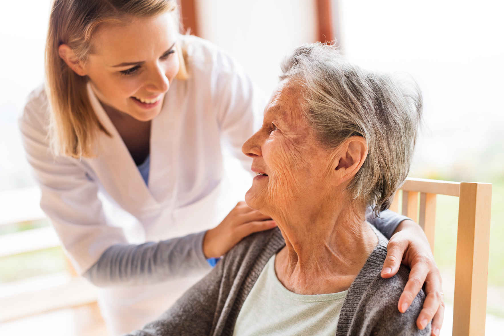 Hospice needs increase during these unprecedented times. image
