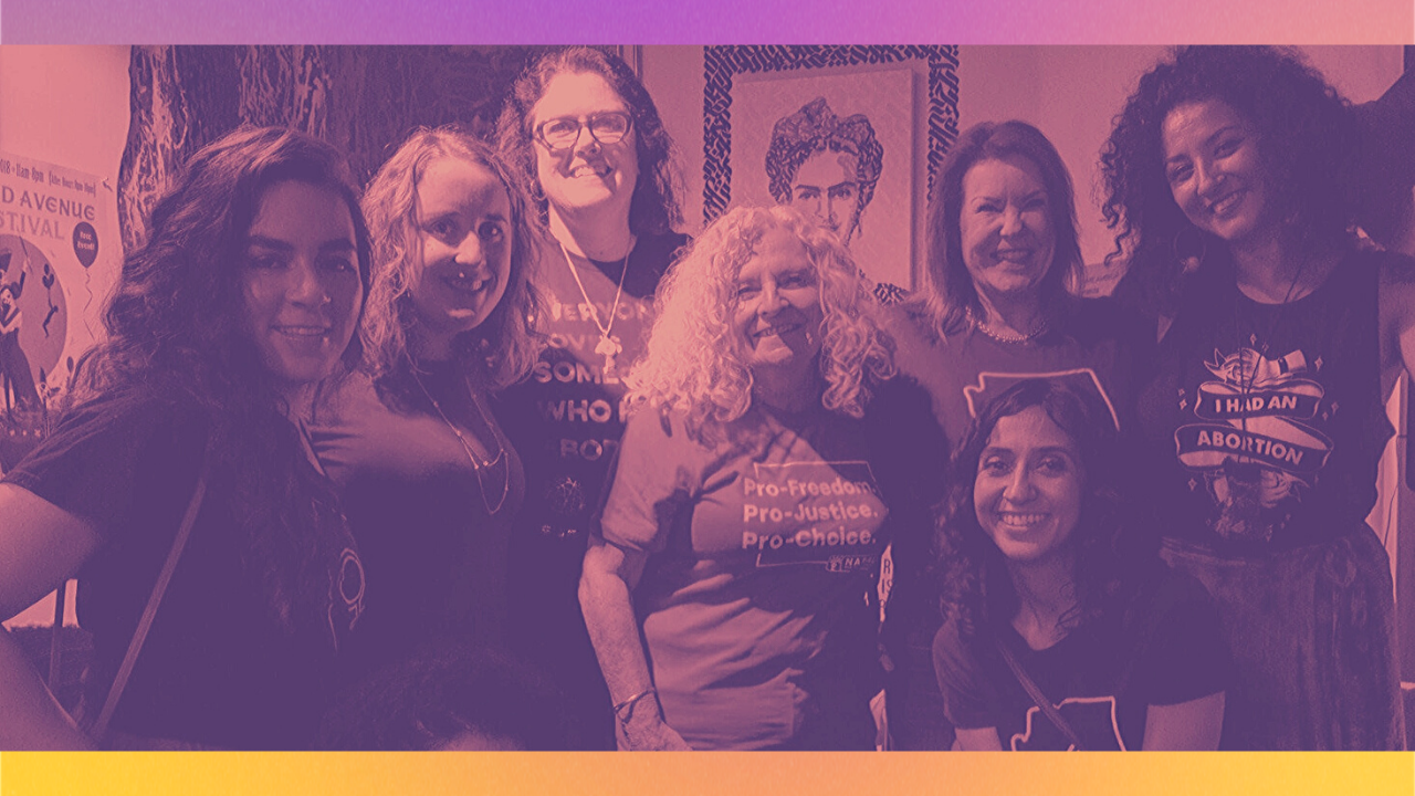 Believe In Our Work, Support The Abortion Fund of Arizona image