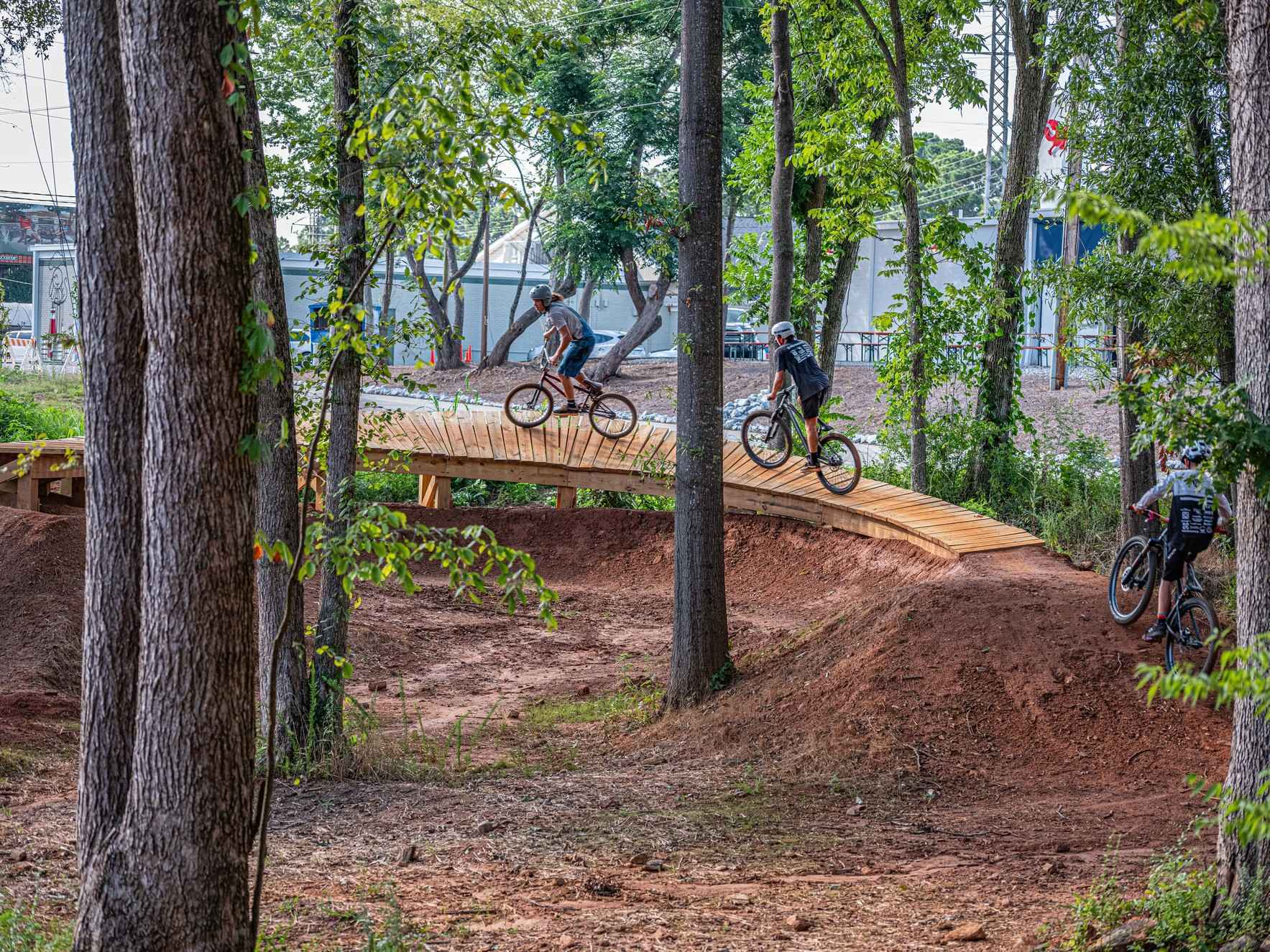 Donate to the Vic Bailey Subaru Bike Park.  image