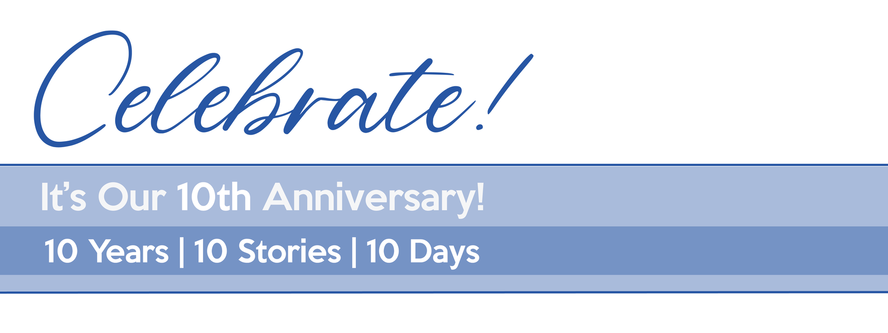 Celebrate FACTS 10 Year Anniversary! image
