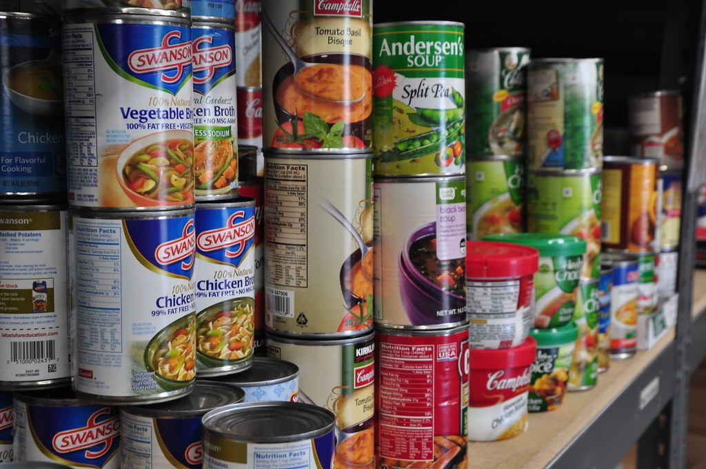One City One Food Drive image
