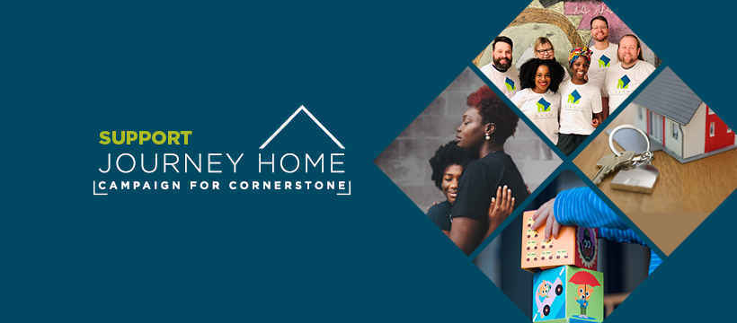 The Journey Home - Campaign for Cornerstone image