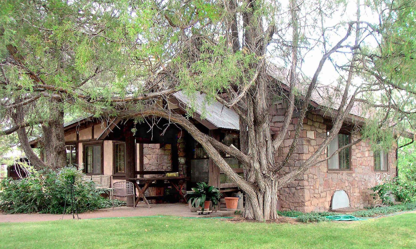 Help Us Preserve the J. Robert Oppenheimer House image