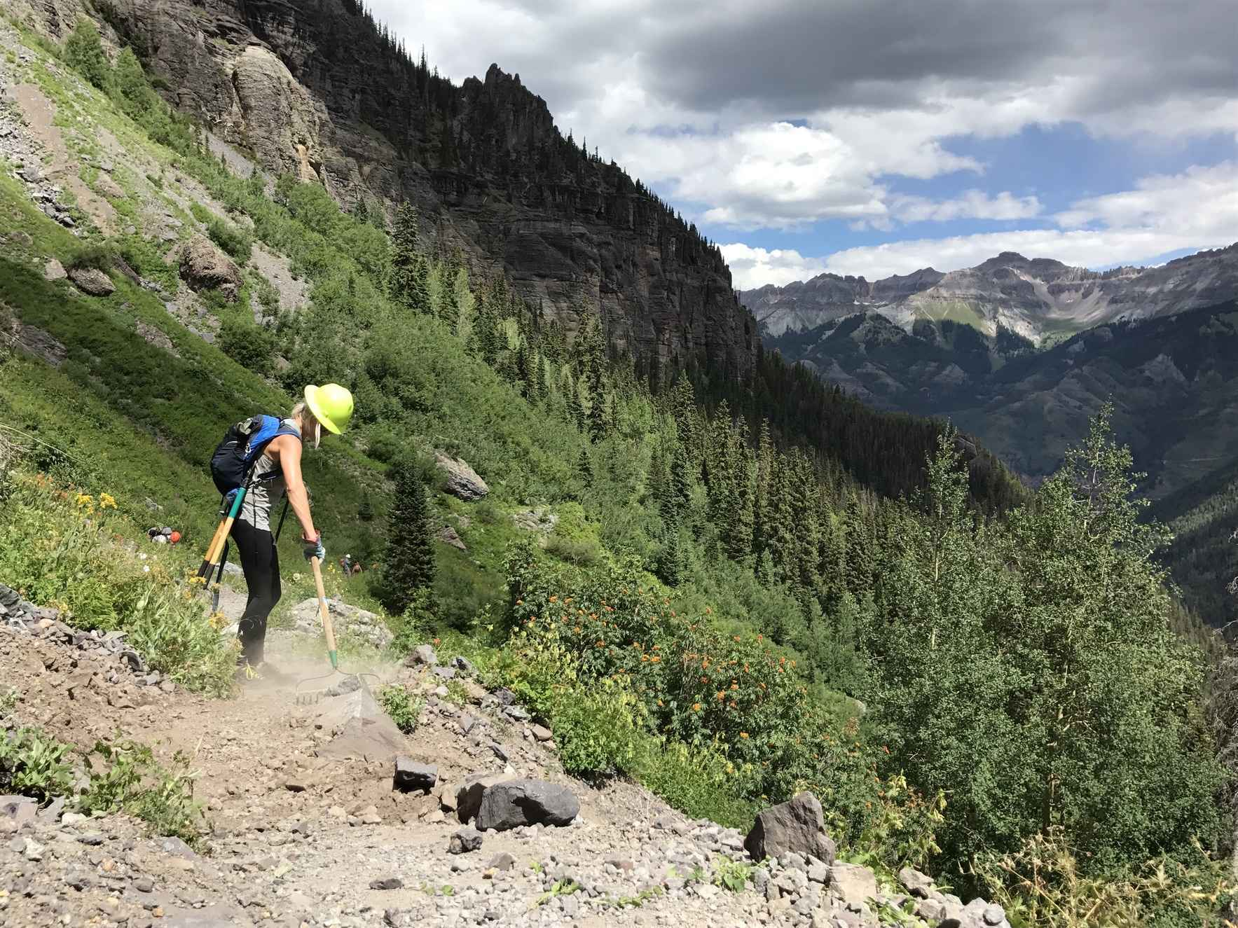 Support Trail Projects in the Telluride Region image