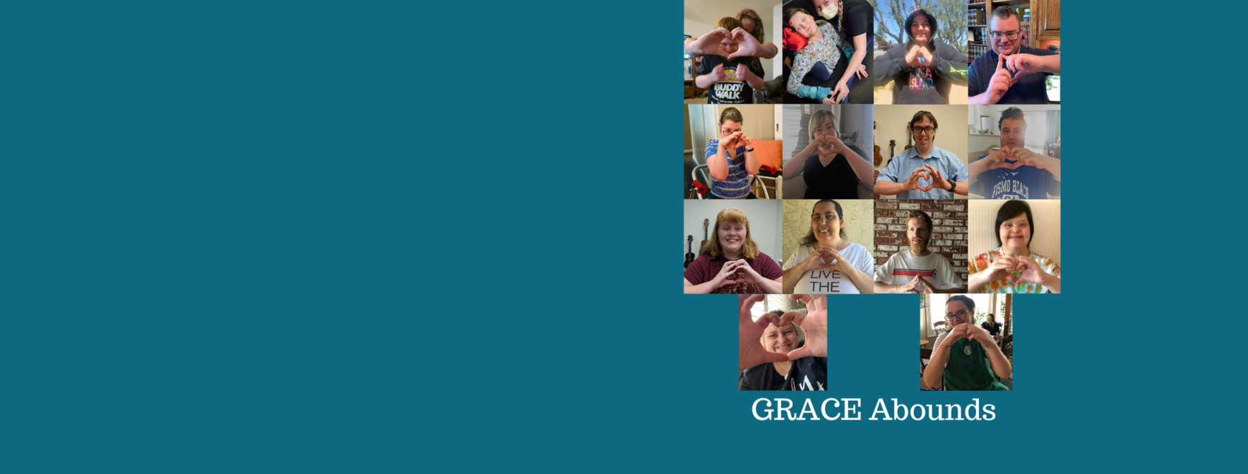 Impact the life of a GRACE participant with your giving! image
