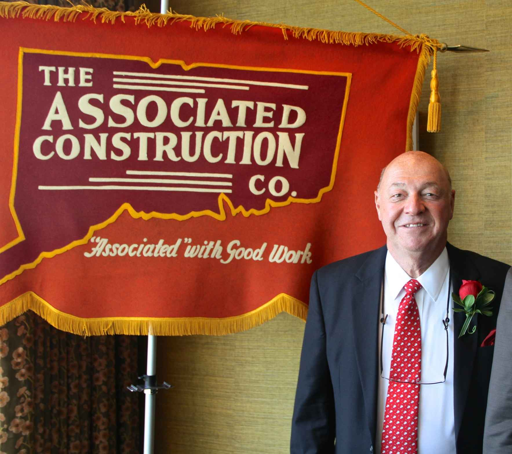 Join us in honoring Tom's memory and passion for the construction industry by donating today. image