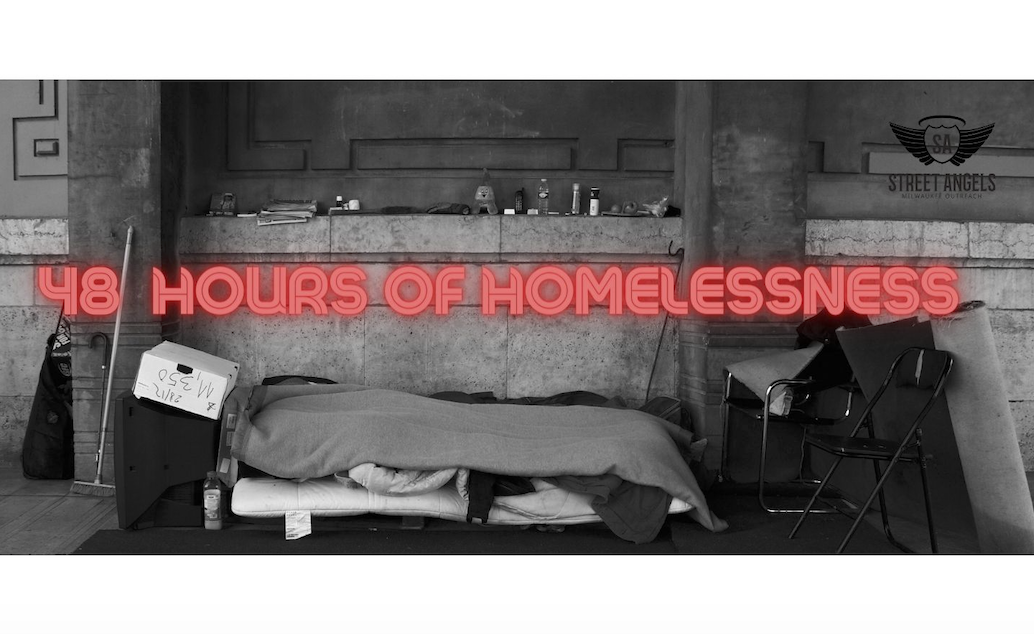 Will You Sponsor our 48 Hours of Homelessness Campaign? image