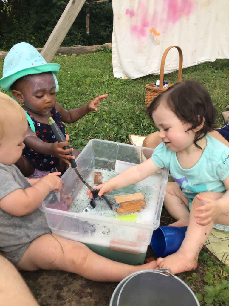 Give the Gift of Muddy and Messy Play image