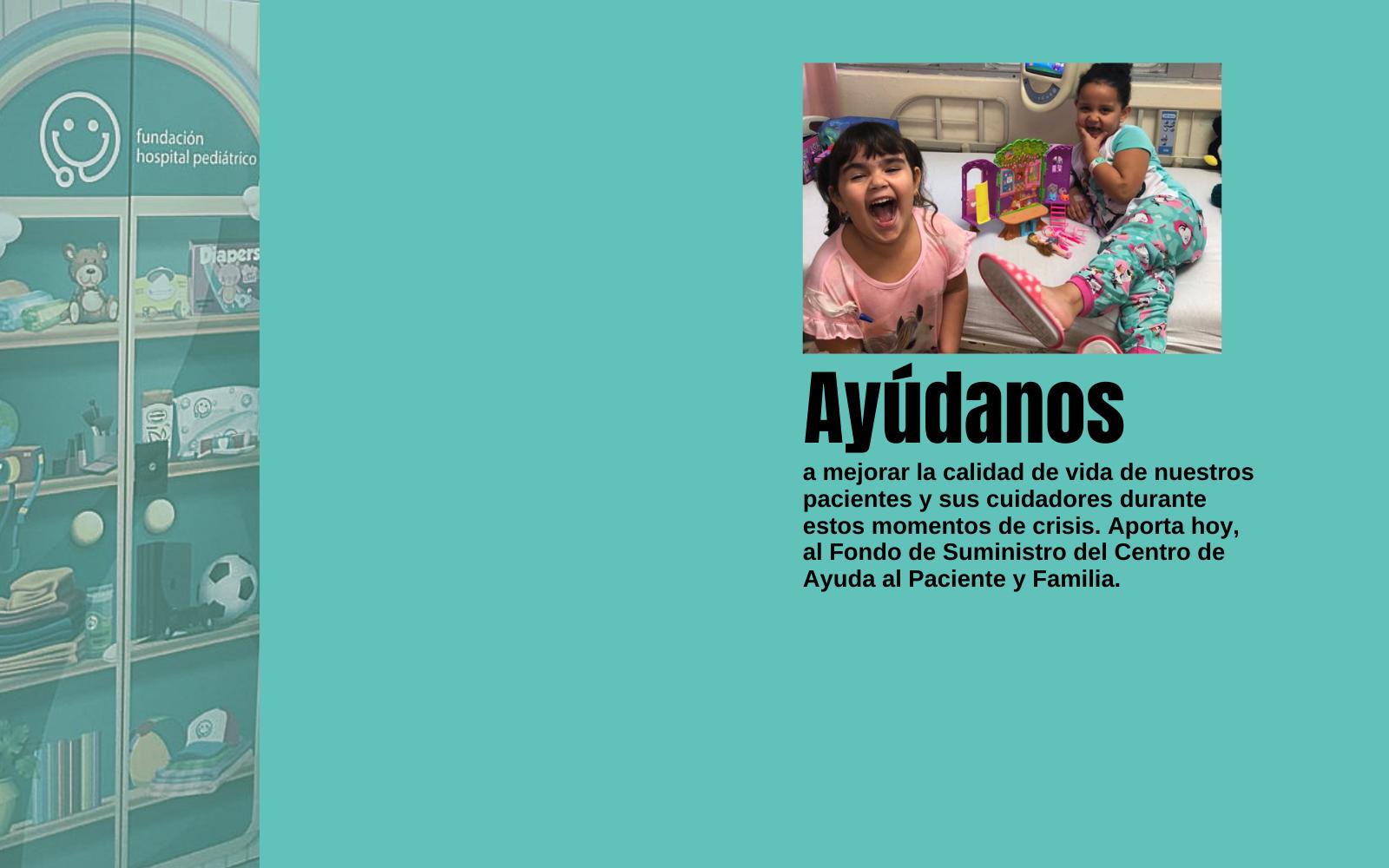 Dona ahora y haz la diferencia en la vida de un niño. / Donate now and make a difference in the life of a kid image