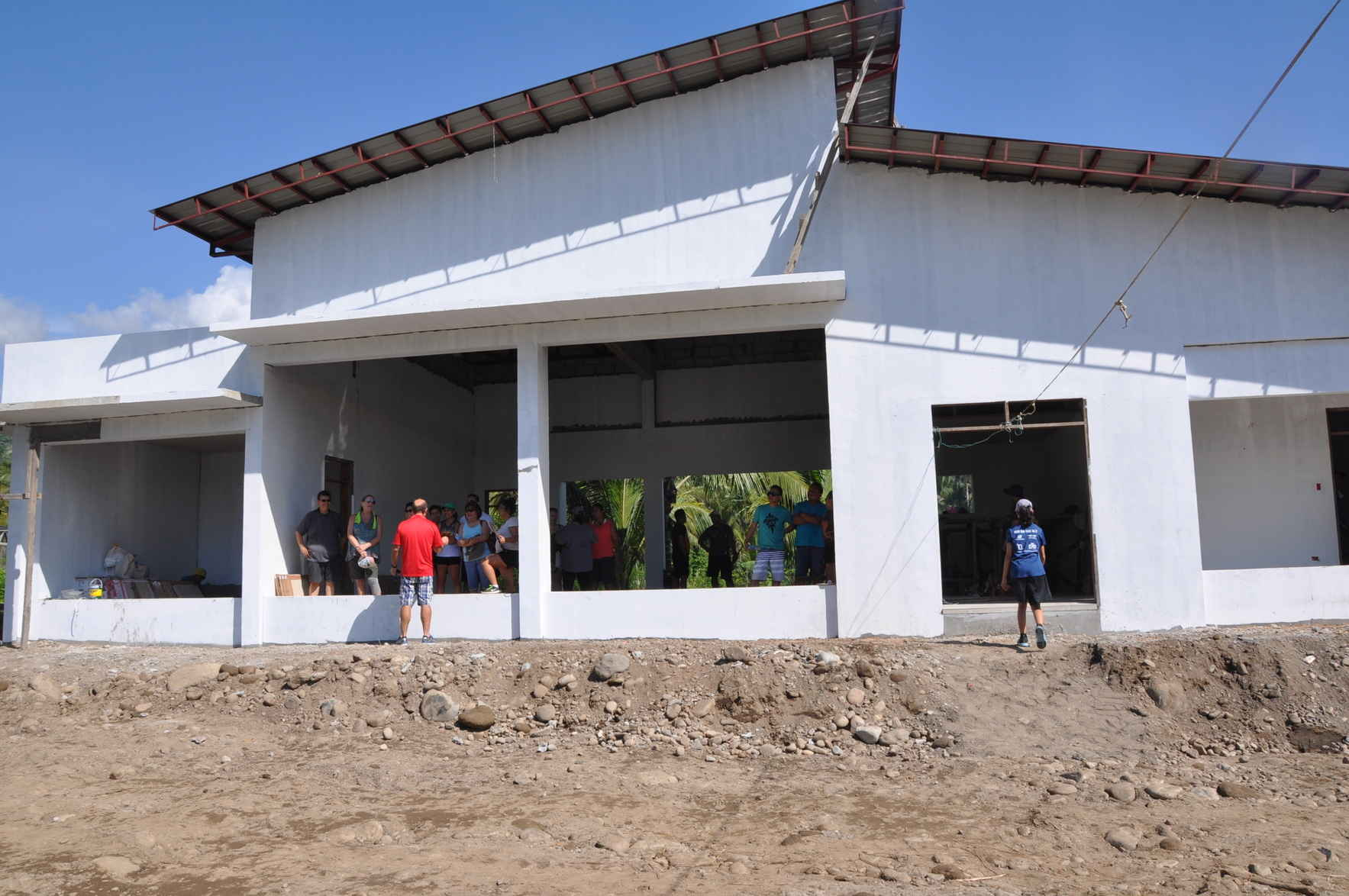Donate now to help us build        THE MJMP DEVELOPMENT CENTER image
