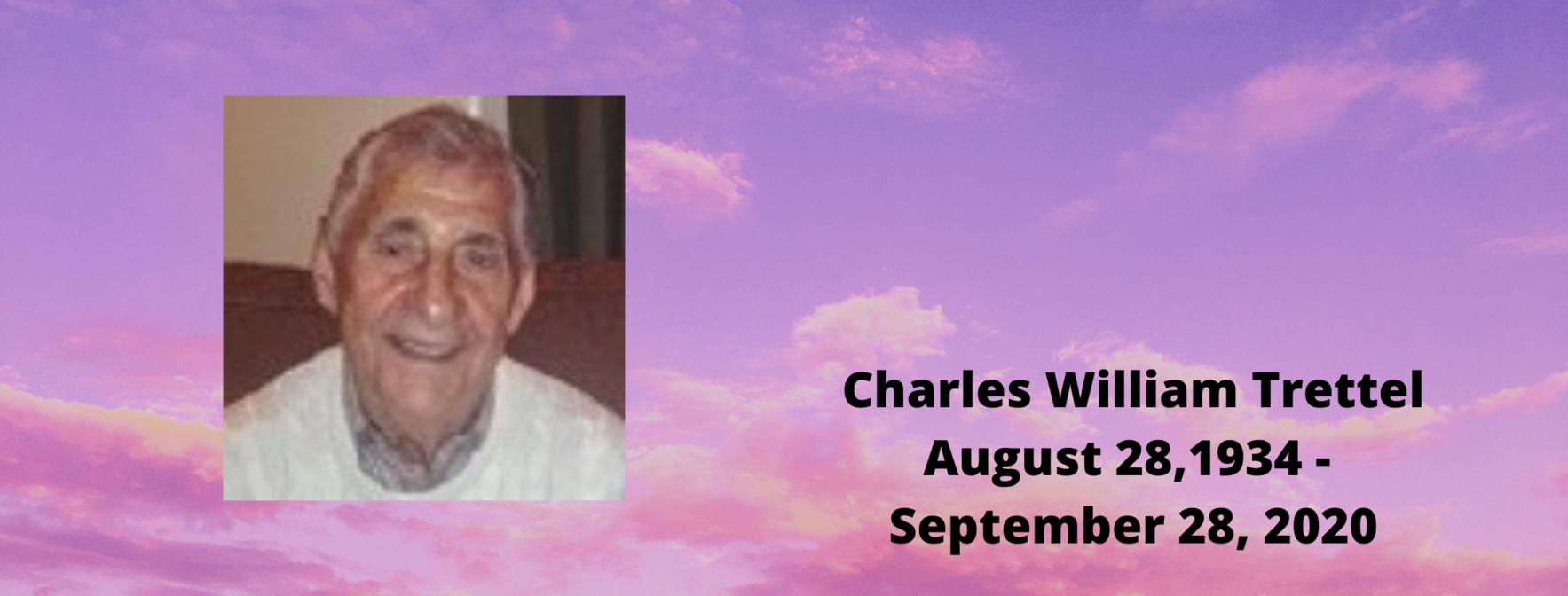 Donate in memory of Charles William Trettel image