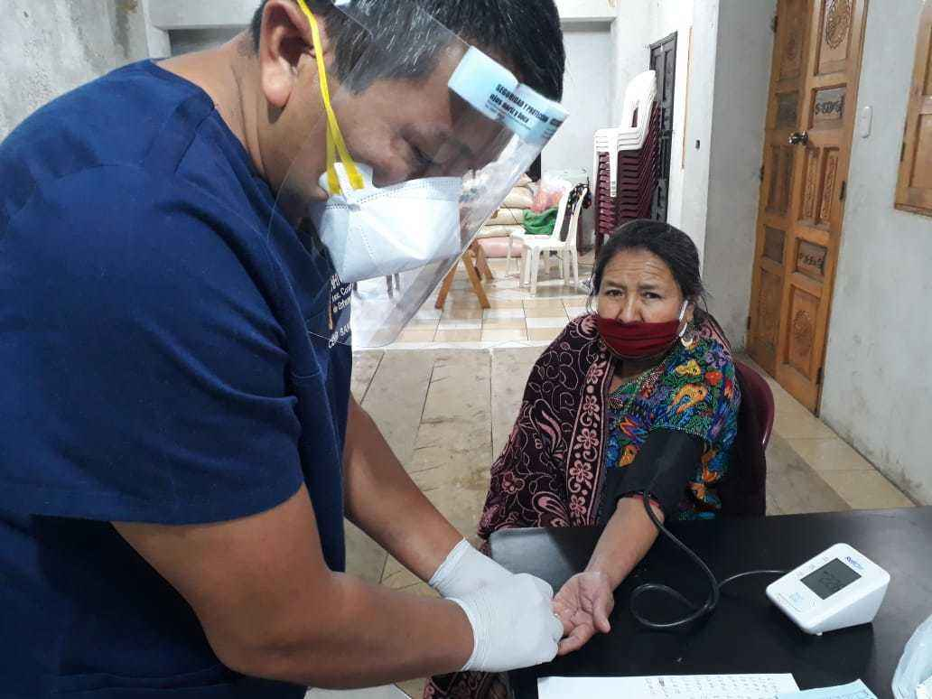 Support Communities with food and Nurses with PPE in Guatemala  image