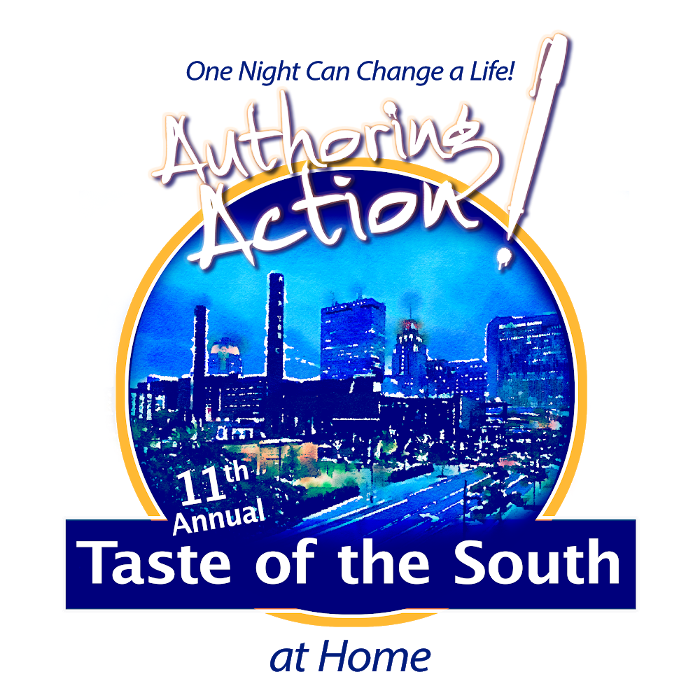 Give to the Annual Taste of the South to support Just Us and teen author programming. image