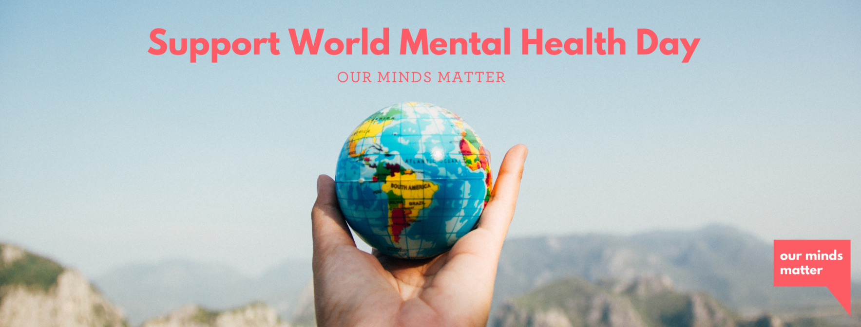 Lets Raise $2,000 For World Mental Health Day image