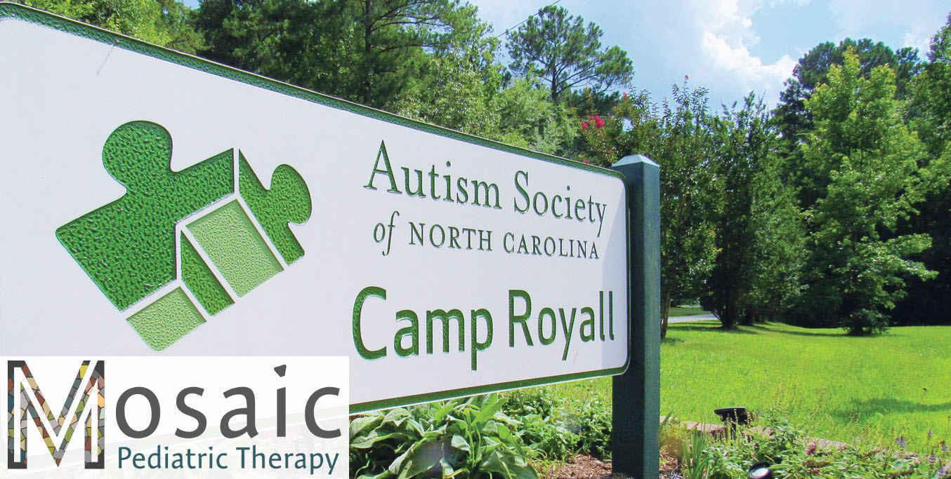 Take the Camp Royall Challenge! image