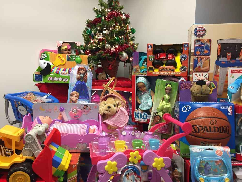 Raise Funds to Provide Christmas Gifts to Children in the Community image