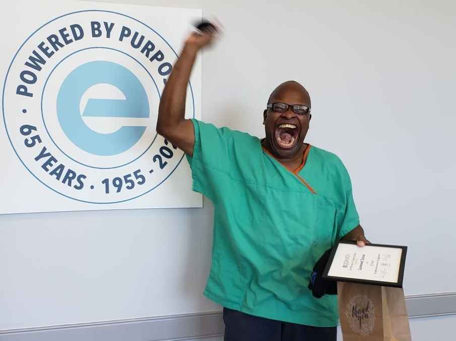 Your gift empowers adults with disabilities at work, at home and in the community! image